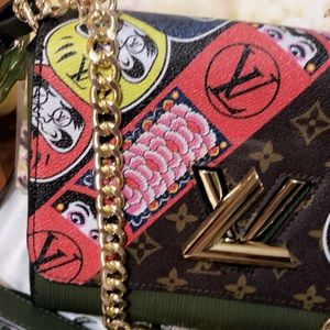 Louis Vuitton Kabuki bag